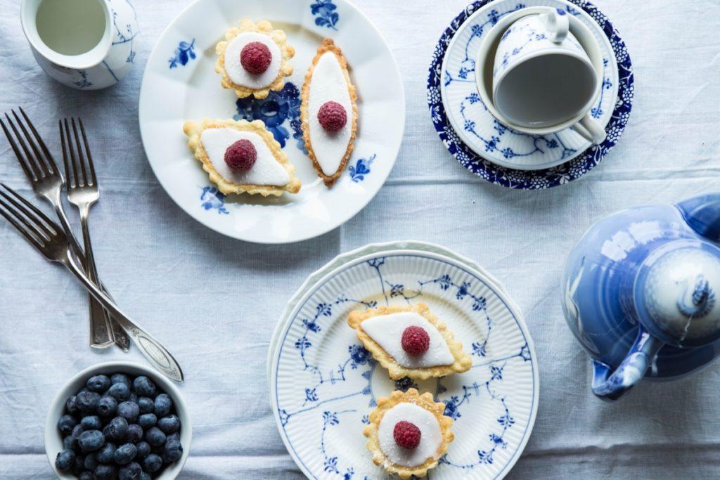 Icelandic Almond Tarts