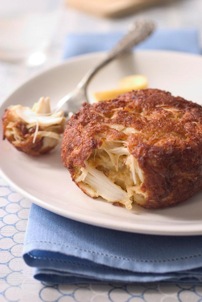 Easy Lump Crab Cakes